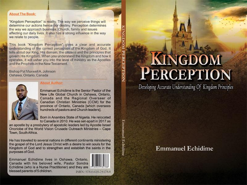 Kingdom Perception Book Cover